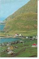 Faroe Islands. Famien Suduroy.  # 05993 - Islas Feroe