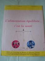 PROTEGE-CAHIER. PUBLICITE. MINISTERE DE L'EDUCATION NATIONALE.100_9948CPLT.MEL. - Protège-cahiers