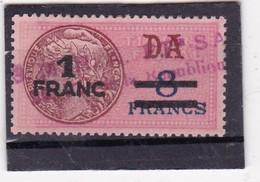 T.F S.U N°260 I - Fiscaux