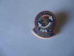 Espace MISSION STS 105 BARRY HOROWITZ STURCKOW  FORRESTER Signé NASA - Espace
