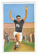 Olympia 1936 - BERLIN - Nambu, Japan - Trading Cards