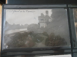 PHOTO PANGBOURNE CLIFFDENE AND THE THAMES - Inghilterra
