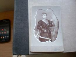 Old Cardboard  Szaszvaros Adler 12.5x8 Cm - Oud (voor 1900)