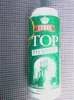 Lattina Italia - Birra Ceres Top - 50 Cl. -  ( Lattine-Cannettes-Cans-Dosen-Latas ) - Latas