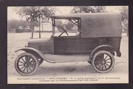 CPA Voiture Automobile Non Circulé Boulangère Dijon - Voitures De Tourisme
