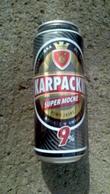 Lattina Italia - Birra Karpackie  - 50 Cl -  ( Lattine-Cannettes-Cans-Dosen-Latas) - Latas