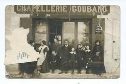 3662 Chapellerie GOUBAND  Pont-l'Abbé-d'Arnoult Le Bourg écrite Par Maria - Pont-l'Abbé-d'Arnoult