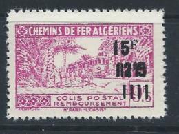 Algérie YT Colis Postaux 198 XX/MNH - Algeria (1924-1962)