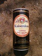 Lattina Italia - Birra Kaiserdom - 1 Litro -  ( Lattine-Cannettes-Cans-Dosen-Latas) - Latas