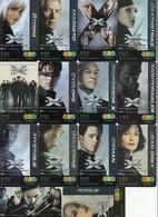 14 XThailand Phonecard 12Call Movie Film X-Man 2 - Film