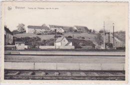 29512g   FERME De L'ABBAYE - CHEMIN DE FER - Walcourt - Walcourt