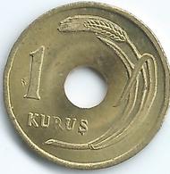 Turkey - 1949 - 1 Kurus - KM881 - Turquia
