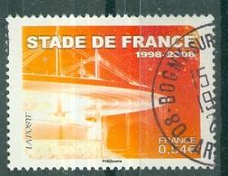 FRANCE - N° 4142 Oblitéré Cachet Rond - 10° Anni. Du Stade De France. - France