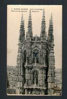 BURGOS CRUCERO DE LA CATEDRAL POR JUAN VALLEJO - Edición HAUSER Y MENET - Postal - Burgos