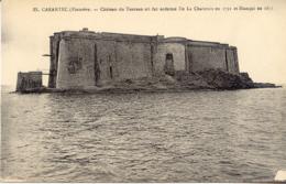 CPA - CARANTEC - CHATEAU DU TAUREAU - Carantec