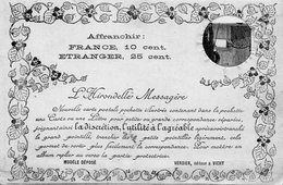 03 Vichy Carte Postale Pochette Verdier Editeur - Vichy