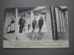 MIDDELKERKE - LA CUVE - VUE INTERIEURE 1911 - Middelkerke