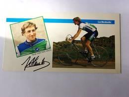 Ferdi Van DEN HAUTE - Cyclisme