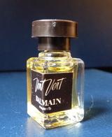 Miniature De Parfum  - Vent Vert De Balmain - Réf, A 04  ( Hauteur 33 Mm ) - Vintage Miniatures (until 1960)
