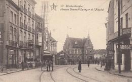 Blankenberghe - Avenue Desmedt Denayer Et L'hopital - Blankenberge