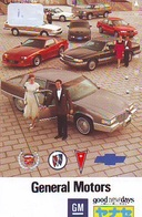 TELEFONKARTE JAPAN * GM (1)   Phonecard  * VOITURE * AUTO * CAR * Telecarte JAPON - Cars