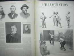 L'ILLUSTRATION N° 3083 EMPEREUR COREE/ ECOLE EQUITATION ITALIENNE/ CHASSE ELEPHANT - L'Illustration