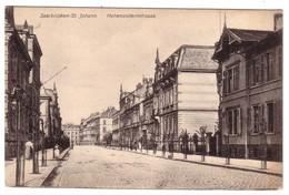 SAARBRÜCKEN -ST.JOHANN - Hohenzollernstrasse - Saarbruecken