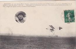 MARTINET Sur Son Biplan Farman - Aviatori