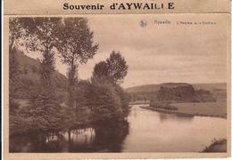 """Cp Aywaille - L'Amblève Au """"Gouffre"""" - Aywaille"""