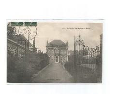 Aubers-la Maison Du Maire - France