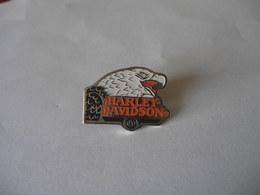 Moto HARLEY DAVIDSON AIGLE - Motorfietsen