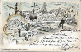 1898 - NORDPOL  GROENLAND , Gute Zustand, 2 Scan - Canada