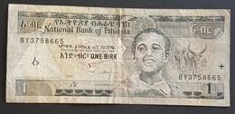 EM0505 - Ethiopia 1 Birr Banknote 1992 - Ethiopie