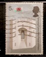 GRANDE BRETAGNE       OBLITERE - 1952-.... (Elisabetta II)