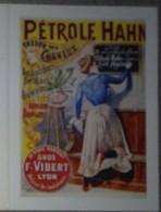 Petit Calendrier De Poche 2016 Affiche Pétrole Hahn  - Pharmacie  Soissons - Calendars