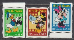 France 2004 - Fete Du Timbre-Comics, 3 V. , Neufs** - Unused Stamps