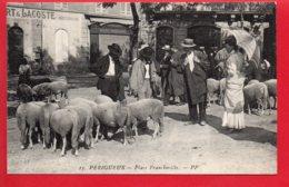 PERIGUEUX - Place Francheville - PP - 13 - Chocolat LOUIT - Périgueux