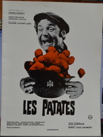Rare Livret D'origine  Média Film Les Patates Pierre Perret +encart Sur Les Affiches 1969 - Plakate & Poster
