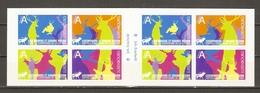 Luxembourg 2007 - Carnet Complet MNH 1680/3cX 2 - Capitale Européenne De La Culture - Ongebruikt