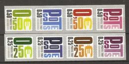 Luxembourg 2007 - 8 Timbres Adhésifs  MNH - 1688/94 - Ongebruikt