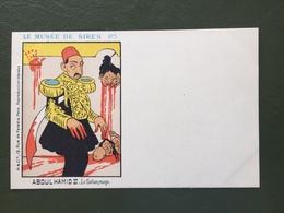 LE MUSEE DE SIRES N° 5 - ABDULHAMID II. Le Sultan Rouge - Hommes Politiques & Militaires