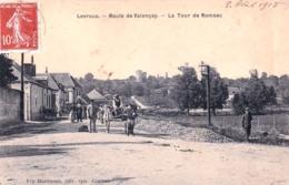 36 - Indre - LEVROUX -   Route De Valencay - La Tour De Romsac - Rare - Other Municipalities