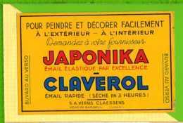 Buvard & Blotter Paper : Pour Peindre JAPONIKA CLAVEROL  Mons En Baroeul - Peintures