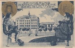 Svizzera - Suisse - Lucerne - Luzern - Erinneerung Am Die Schulhausweihe Gerliswil  - 1911 - Molto Bella - LU Lucerne