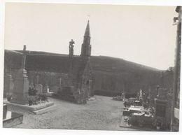 Saint Rivoal 1992 : église -calvaire -cimetière - Otros Municipios