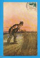 """CP, PUBLICITE ANCIENNE """"Chocolat D'Annecy"""", Voyagé En 1909, TRES RARE - Publicité"""