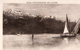 KG 74 -6 - Annecy - Le Lac De Tournelle - Annecy