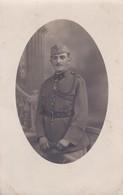 Militaria  Photo Soldat Du 1er Régiment De Génie Strasbourg Photographe  A Queste Versailles - Guerra 1914-18
