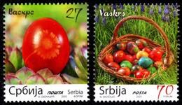 Serbia, 2020, Easter, Set, MNH, Mi# - Serbie