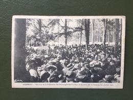 ARDENNES-Réunion De La Fédération Des Patronages Dans Le Parc Du Château De La Cassine, Le 9 Juillet 1911 - France